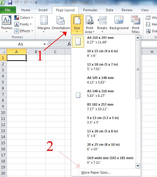 Menggunakan Ms. Excel