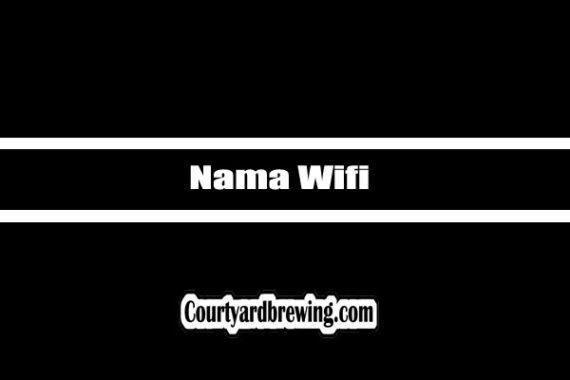 Nama Wifi