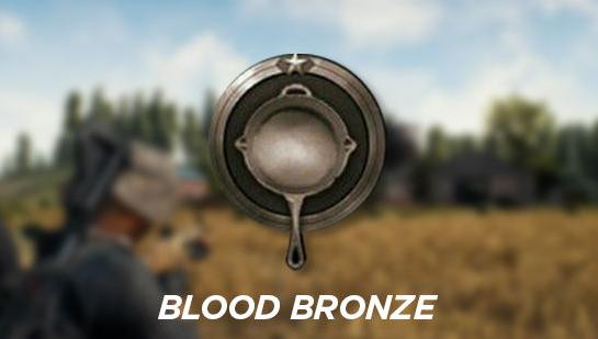Rank Blood Bronze (Bronze)