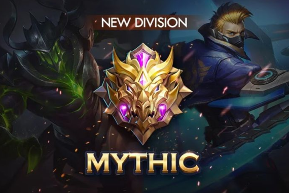 Rank Mythic