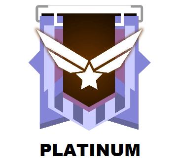 Rank Platinum