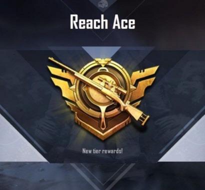 Rank Super Ace (Ace)