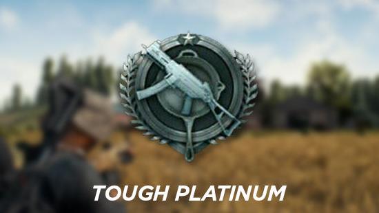Rank Tough Platinum (Platinum)