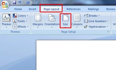 Cara Setting Ukuran F4 di dalam Microsoft Word