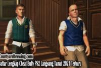 Daftar Lengkap Cheat Bully PS2 Langsung Tamat 2021 Terbaru
