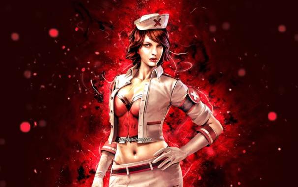 Karakter Olivia