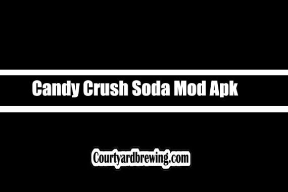 Candy Crush Soda Mod Apk