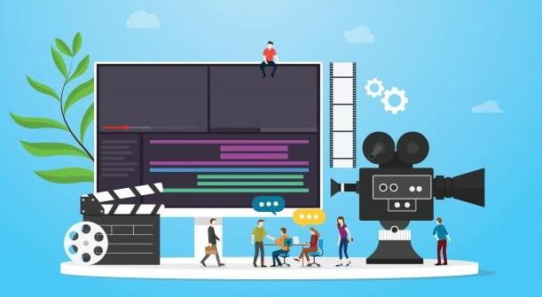 Cutting video FilmoraGo Mod Apk