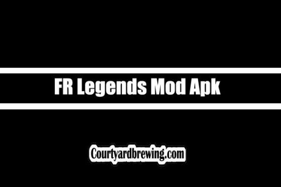 FR Legends Mod Apk