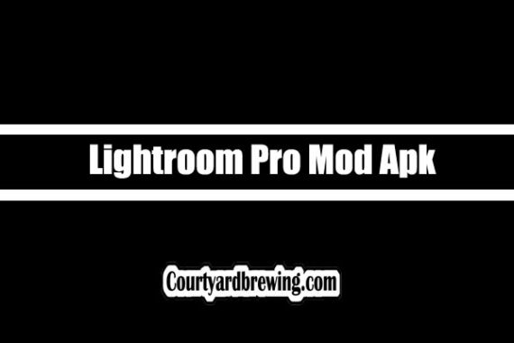 Lightroom Pro Mod Apk