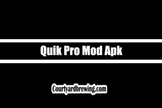 Quik Pro Mod Apk