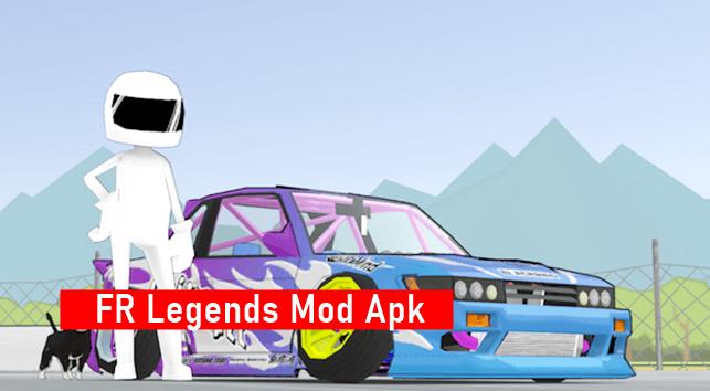 Download FR Legends Mod Apk