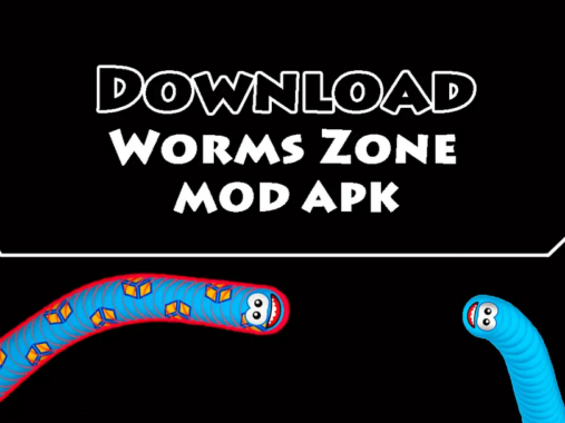 Download Worms Zone Mod Apk
