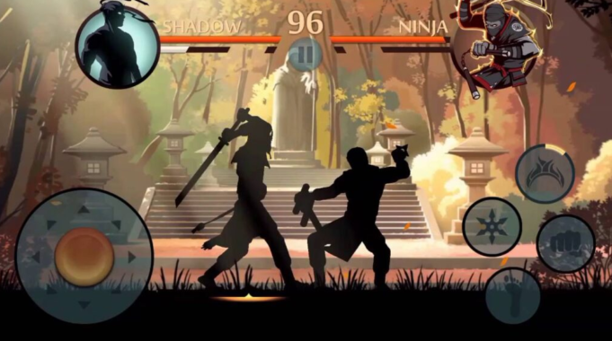 Fitur Shadow Fight 2 Mod Apk