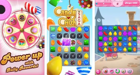Cara Bermain Candy Crush Saga