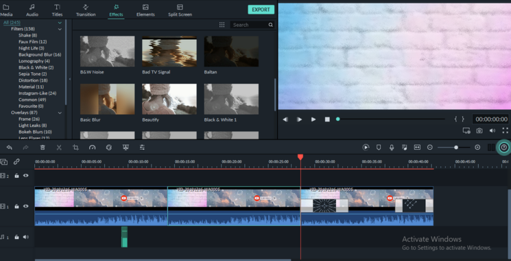 Editor Video Komplit