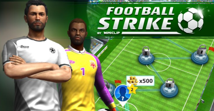 Download Football Strike Mod Apk