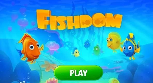 Game Play Fishdom Mod Apk