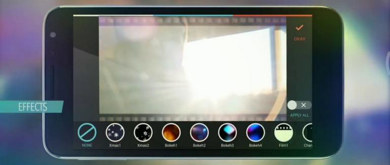Effects FilmoraGo Mod Apk