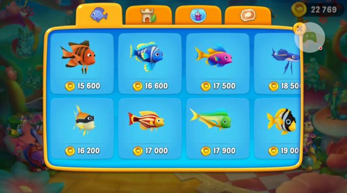 Terdapat Banyak Ikan Yang Sangat Menarik