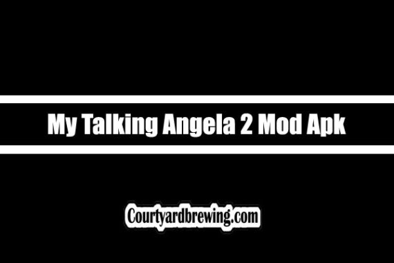 My Talking Angela 2 Mod Apk